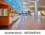 kuala lumpur  malaysia   circa... | Shutterstock . vector #681868564