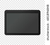 modern portable touch pad
