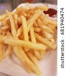 Small photo of French fries