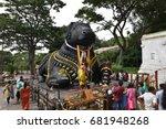 july 08th  2017  mysore ...   Shutterstock . vector #681948268