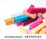 Chalks Colorful