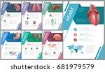 internal human organs... | Shutterstock .eps vector #681979579
