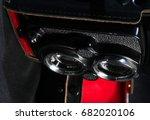 retro camera | Shutterstock . vector #682020106