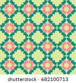abstract geometric background ... | Shutterstock .eps vector #682100713