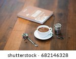 hot chocolate | Shutterstock . vector #682146328