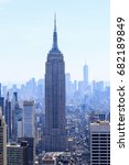 The Empire State Building In A...