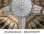 milan  milano   italy   march... | Shutterstock . vector #682244209