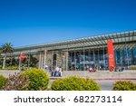 san francisco  usa   july 18 ...   Shutterstock . vector #682273114