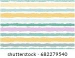 seamless stripes pattern.pastel ...   Shutterstock .eps vector #682279540