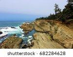 Sand Stone Oregon Coast
