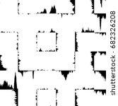 texture in grunge style black... | Shutterstock . vector #682326208