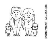 stock vector illustration of a... | Shutterstock .eps vector #682356688