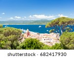 Panorama Of Famous Resort Saint ...