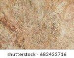 rustic brown stone | Shutterstock . vector #682433716
