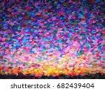 abstract illustration of...   Shutterstock . vector #682439404