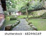 nantou city  taiwan 12th july... | Shutterstock . vector #682446169