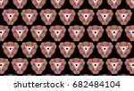 abstract background with...   Shutterstock . vector #682484104