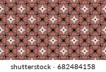 abstract background with...   Shutterstock . vector #682484158