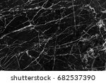 black marble luxury decor... | Shutterstock . vector #682537390