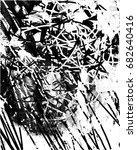 background black and white ...   Shutterstock .eps vector #682640416