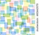 seamless pattern of overlapping ...   Shutterstock .eps vector #682662070