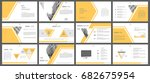 set of infographic elements for ... | Shutterstock .eps vector #682675954