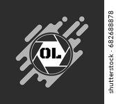 ol logo | Shutterstock .eps vector #682688878