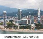 batumi  georgia  jul 19  2017 ...   Shutterstock . vector #682705918