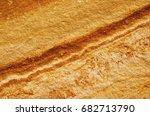 abstract sandstone texture... | Shutterstock . vector #682713790