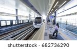 kuala lumpur  malaysia   july...   Shutterstock . vector #682736290