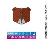 stock market trend bear | Shutterstock .eps vector #682755094