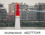 kazan  russia   july 23  2017 ... | Shutterstock . vector #682777249