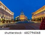 sofia  bulgaria   july 21  2017 ... | Shutterstock . vector #682796068