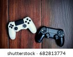 video game competition. gaming... | Shutterstock . vector #682813774