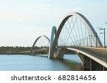 JK Bridge view Brasília, DF
