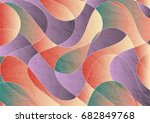 abstract multi color vector...   Shutterstock .eps vector #682849768