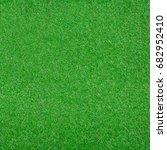 green grass  lawn  | Shutterstock . vector #682952410