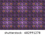 design gift wrapping paper ... | Shutterstock . vector #682991278