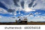 parunthumpara  kerala  india  ... | Shutterstock . vector #683056018