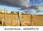 Atlantic Ocean Sandy Beach...