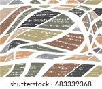 abstrac geometric background | Shutterstock .eps vector #683339368