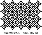 diamond pattern | Shutterstock .eps vector #683348743