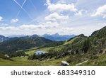 view from gartnerkofel on...   Shutterstock . vector #683349310