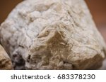 Raw Specimen Of Barite Stone...