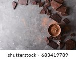 Chocolate  Chunks And Cocoa...