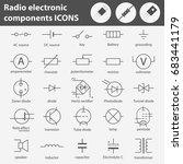 Symbols Of Radio Electronic...