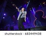nyon  switzerland   19 july... | Shutterstock . vector #683449438