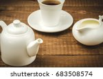 white ware for coffee white