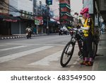 chiangrai   thailand  july  2 ... | Shutterstock . vector #683549500