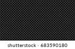 vector thai pattern black and... | Shutterstock .eps vector #683590180